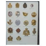 Reproduction Military Badges. British.