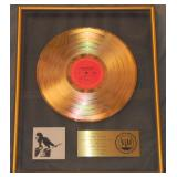 Bruce Springsteen, Born to Run RIAA Gold LP Award