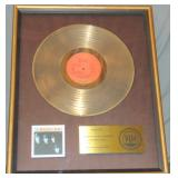 The Beatles, Meet the Beatles, RIAA Gold LP Award