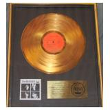 The Beatles, RIAA Gold LP Award