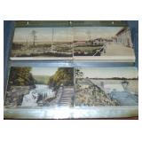Postcard Lot, New York State, 200+ pcs