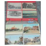 Postcard Lot, Trolley, Jersey, Brooklyn, 260 pcs