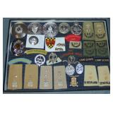 British Military Lot.