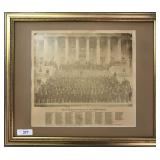 43rd Congress, House of Rep., Albumen Print