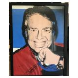 Andy Warhol, Jimmy Carter II Signed Screenprint