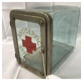 Battery Glass, Early Antiseptic Sterilizer Jar