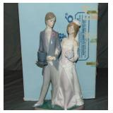 Lladro Wedding Couple.