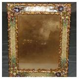 Jay Strongwater. Jeweled and Enameled Frame.