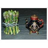 Jay Strongwater. Trinket Boxes. Lot of 2.