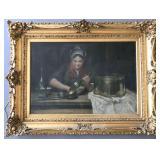 Addison Thomas Millar, Oil on Canvas