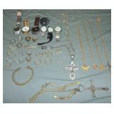 Large Estate Jewelry Lot.