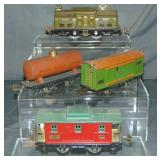 4pc Lionel 252 Freight Set