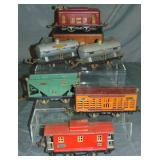 6pc Lionel 248 Freight Set