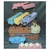 Boxed Lionel Sears Girls Set X736
