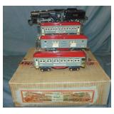 Clean Boxed Lionel 259E Set 234E
