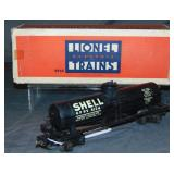 Clean Boxed Lionel 2955 Shell Semi-Scale Tanker