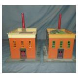 2 Lionel 436 Power Stations