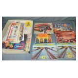 Large Lot Lionel Postwar Catalogs