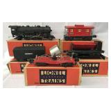 Boxed Lionel 1666E Freight Set
