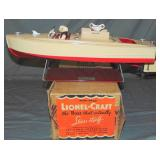 Super Boxed Lionel 43 Pleasure Boat
