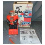 1966 Remco Lost in Space Robot with Original Box
