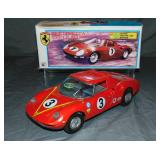 ATC Friction Tin Litho Ferrari.
