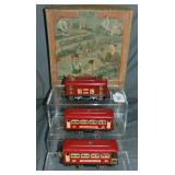 Nice Boxed Lionel Set 292, RED
