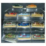 11 Boxed Schuco 1:66 Scale Vehicles
