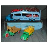 Dinky Toy Vehicle Lot.