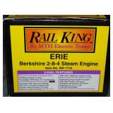 MTH RailKing 1110 Erie Berkshire