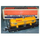 Scarce Boxed Lionel 815 Shell Tank Car