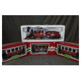 4Pc LGB Christmas Train Set