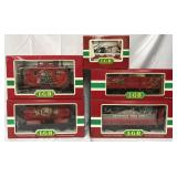 5Pc LGB Christmas Trains