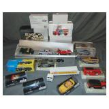 17 Assorted Boxed Vintage Vehicles