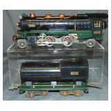 Lionel 260E Steam Locomotive With Chugger