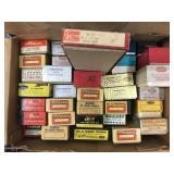 34 Boxed HO Train Kits