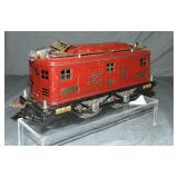 Clean Lionel 8 Box Cab Electric Loco
