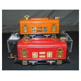 2 Lionel 248 Box Cab Electric Locomotives