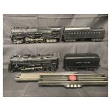 Lionel 671 & 2018 Steam Locomotives