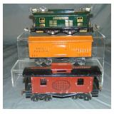 Early Lionel 253 Freight Set