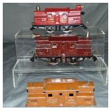 3Pc Ives Electric Loco Lot