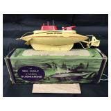 Boxed Sutcliffe Atomic Submarine