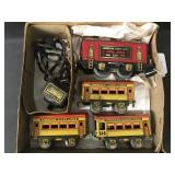 Unusual Boxed American Flyer Set 81-3000
