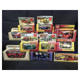 5 Boxed Matchbox, 4 Japanese Vehicles
