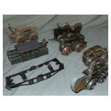 Pre War O Parts & Motor Lot