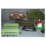 Lionel Standard Gauge Restoration Parts Lot