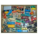 Large Group Vintage Diecast Vehicles, Plus
