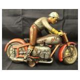 Tin Litho Arnold Mac 700 Motorcycle