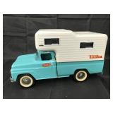 Tonka 530 Pickup Truck with Camper