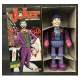 Boxed Tin Mechanical Joker Billiken, Japan